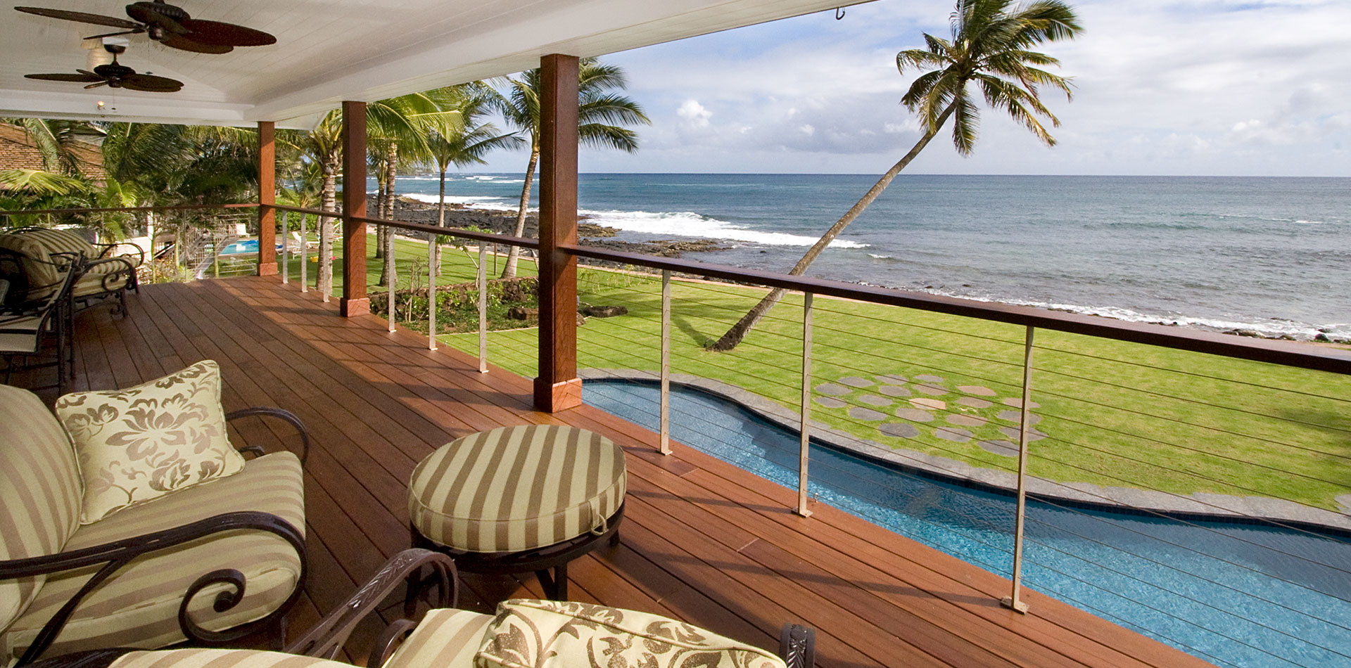 Luxury Home Remodel - Schurch Construction Kauai